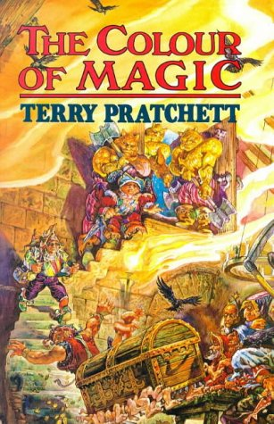 9780861403240: The Colour of Magic (Discworld Novels (Hardcover))