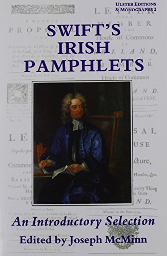 9780861403288: Swift's Irish Pamphlets: An Introductory Selection (Ulster Editions & Monographs)