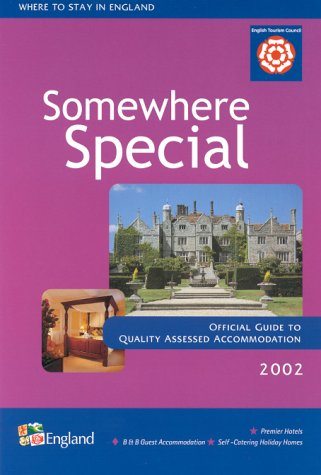 9780861432530: Somewhere Special England 2002 (Where to stay in England)