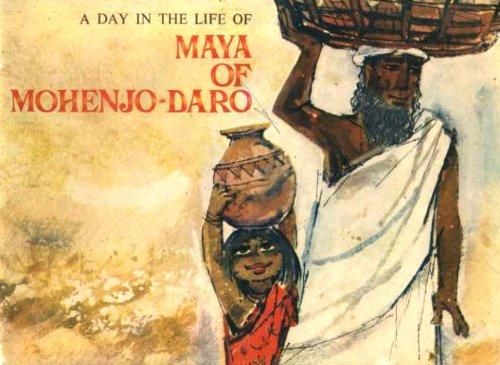 9780861443345: Maya of Mohenjo Daro