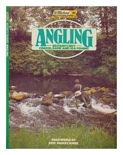 9780861450374: Activity Guides -Angling- Britain'S Best Coarse, Game And Sea Fishing