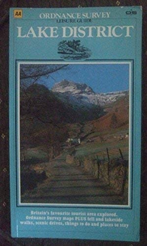 Guide to the Lake District (AA /: Automobile Association/Ordnance Survey