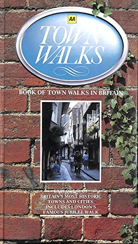 9780861451951: Book of Town Walks