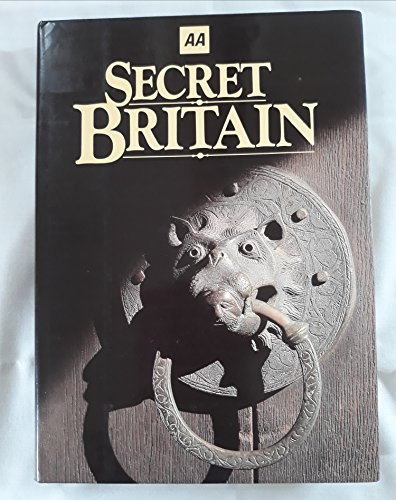 9780861453924: Secret Britain [Idioma Inglés]