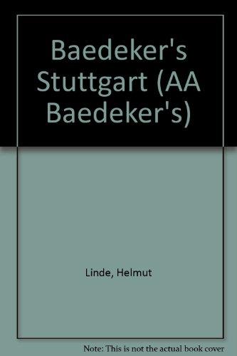 Baedeker's Stuttgart (AA Baedeker's): Linde, Helmut