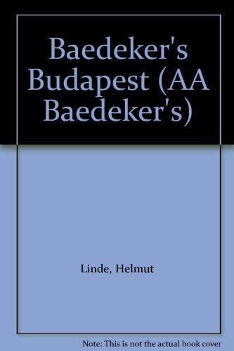 Baedeker's Budapest (AA Baedeker's): Linde, Helmut