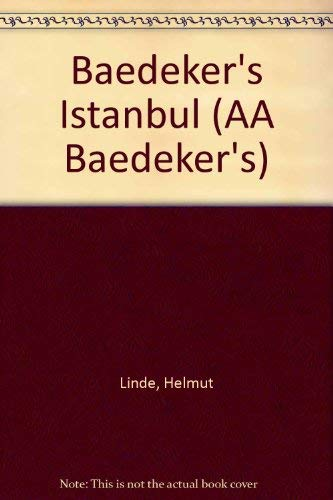 Baedeker's Istanbul (AA Baedeker's): Linde, Helmut