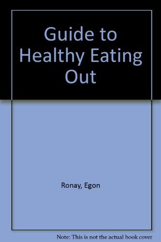 9780861455089: Guide to Healthy Eating Out