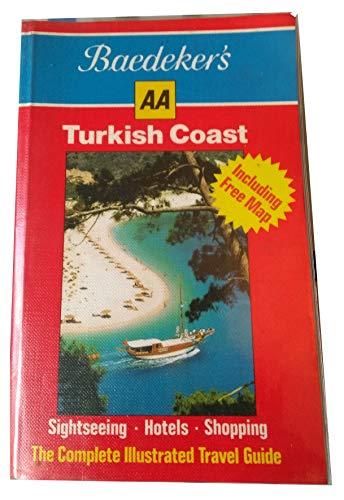 9780861456130: Baedeker's Turkish Coast (AA Baedeker's)