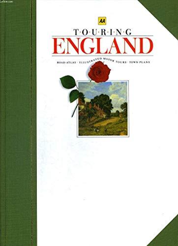 9780861456192: Touring England