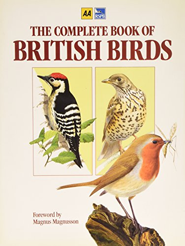 9780861456635: The Complete Book of British Birds