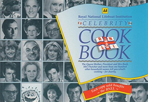 9780861458837: Royal National Lifeboat Institution Celebrity Cook Book