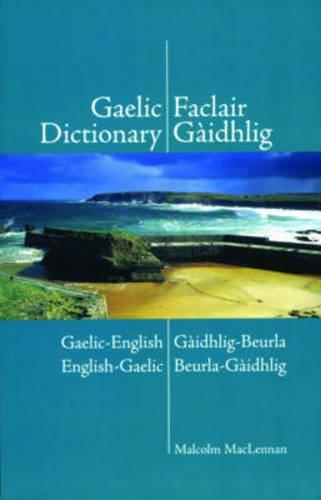 9780861521715: Gaelic Dictionary: Gaelic-English/English-Gaelic