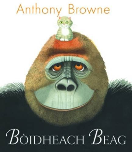 Boidheach Beag: Anthony Browne