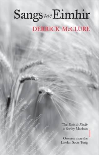 Sangs Tae Eimhir: Derrick J. McClure