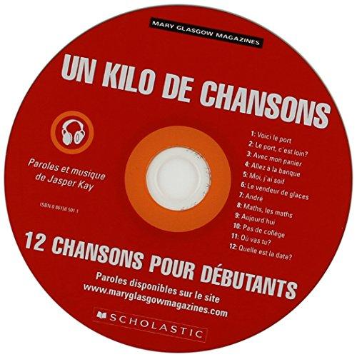 9780861585014: Un Kilo De Chansons: 12 Chansons Pour Debutants