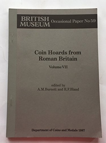 9780861590599: Coin Hoards from Roman Britain
