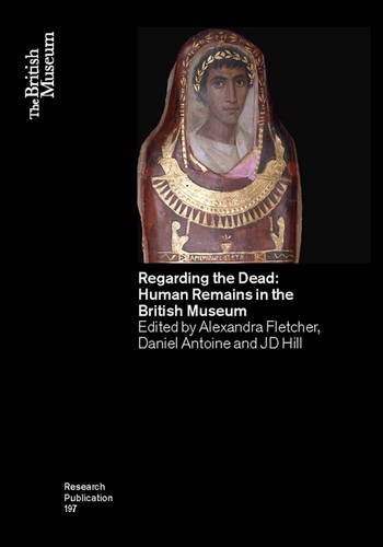 9780861591978: Regarding the Dead: Human Remains in the British Museum