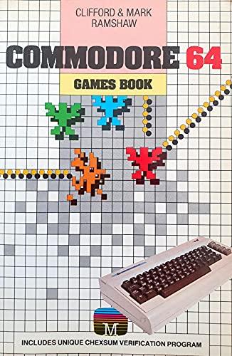 9780861611256: Commodore 64 Games: Bk. 1