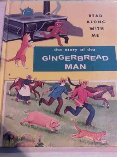The Story of the Gingerbread Man (Read: Tom and Blonnie