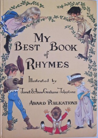 My Best Book of Rhymes/#06842 (9780861630370) by Blackwood, Alan; Grahame-Johnstone, Anne