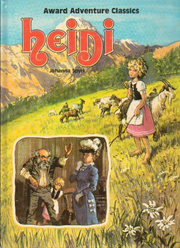 9780861630677: Heidi, Award Adventure Classics