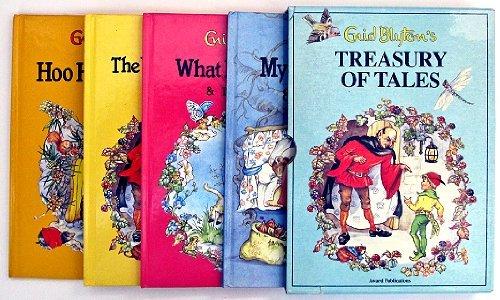 "Enid Blyton""s Treasury of Tales (9780861633067) by Enid Blyton"