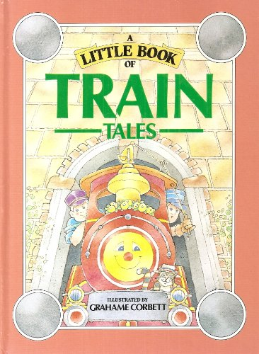9780861633845: A Little Book of Train Tales (Little ones readers)