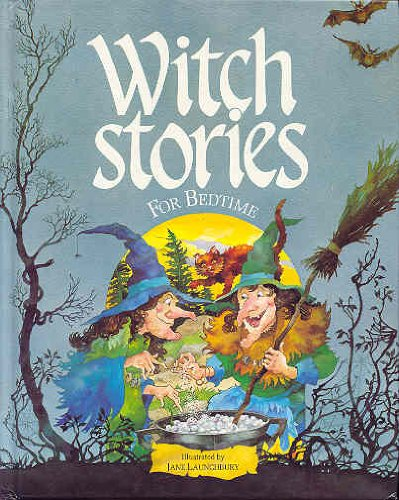 9780861633906: Witch Stories for Bedtime (Fantasy Stories for Bedtime)