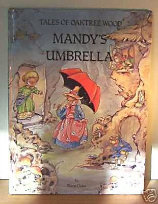 Mandy's Umbrella: Tales of Oaktree Wood (0861634144) by Cloke, Rene