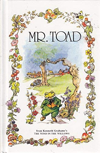 9780861634637: Mr. Toad (The wind in the willows library)