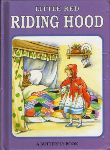 9780861634941: Little Red Riding Hood (Butterfly fairytale books series II)