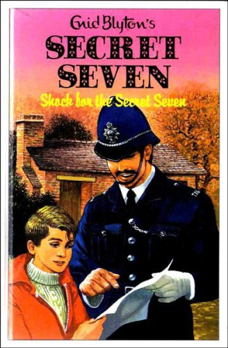 9780861635351: Shock for the Secret Seven