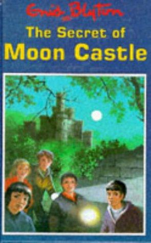 9780861635382: The Secret of Moon Castle (Enid Blyton's secret island series)