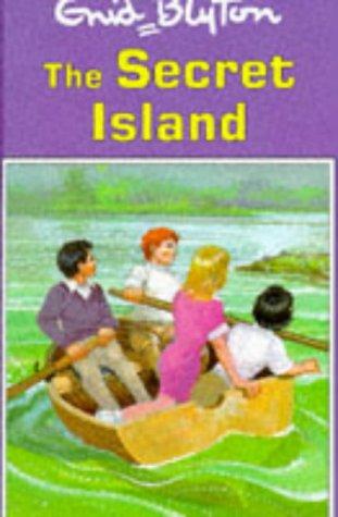 9780861635412: The Secret Island (Enid Blyton's secret island series)