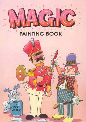 9780861635429: Magic Painting Book: Pink Book