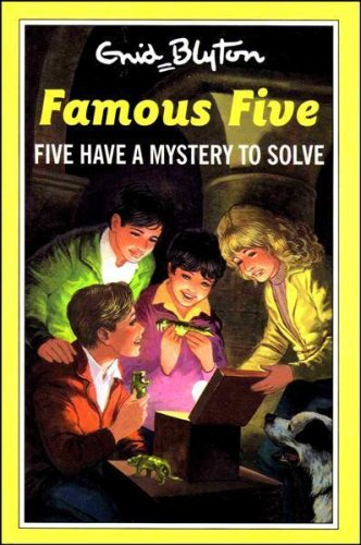 9780861635566: Five Have a Mystery to Solve (The Famous Five Series IV)