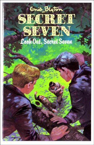 9780861635740: Look Out, Secret Seven (Enid Blyton's The Secret Seven Series II)