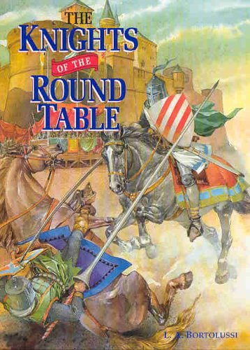 9780861635962: The Knights of the Round Table (Myths & legends)