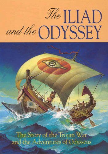 9780861635979: The Iliad: AND the Odyssey (Myths & legends)