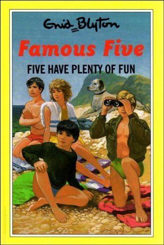 9780861636013: Five Have Plenty of Fun (The Famous Five Series III)