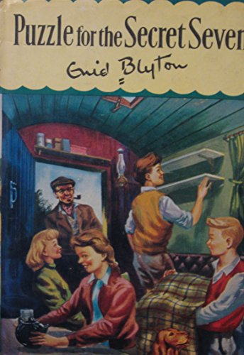 9780861636174: Puzzle for the Secret Seven (Enid Blyton's The secret seven series III)