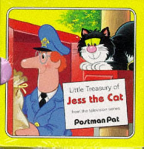 9780861636693: Little Treasury of Jess the Cat (from