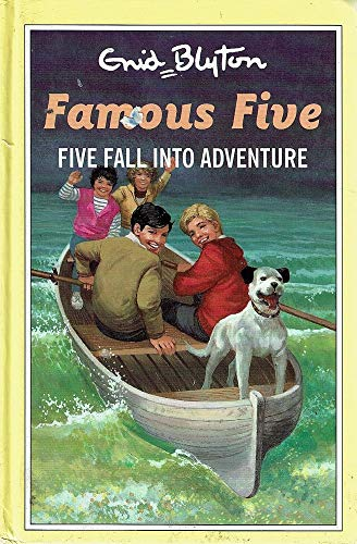 9780861636808: Five Fall into Adventure (The Famous Five Series II)