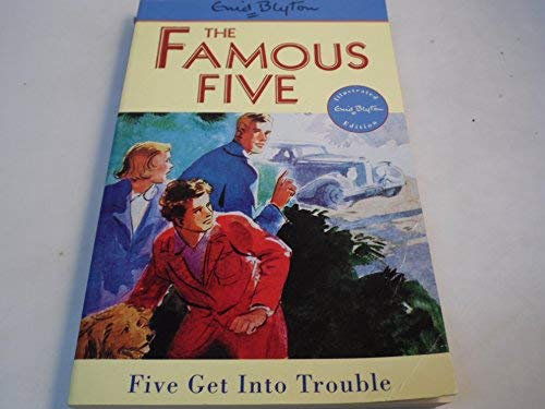 9780861636815: Five Get into Trouble (The Famous Five Series II)