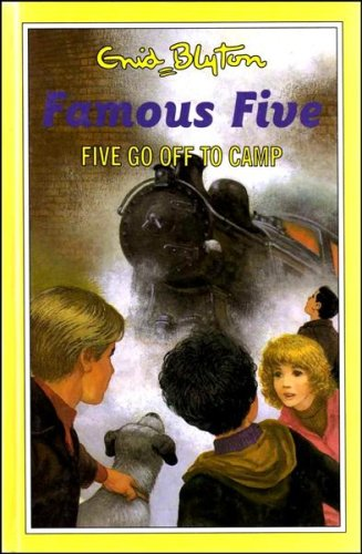 9780861636822: Five Go Off to Camp (The Famous Five Series II)