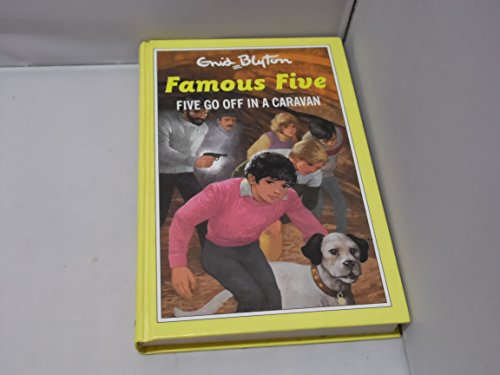 9780861636846: Five Go Off in a Caravan (The Famous Five Series II)