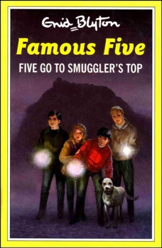 9780861636853: Five Go to Smuggler's Top (The Famous Five Series II)