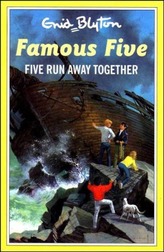 9780861636860: Five Run Away Together (The Famous Five Series I)