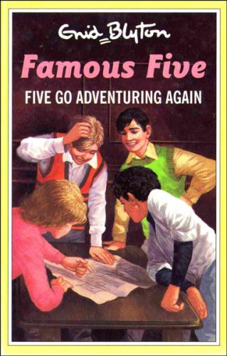 9780861636877: Five Go Adventuring Again (The Famous Five Series I)